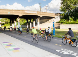 Slow Roll on the North Minneapolis Greenway