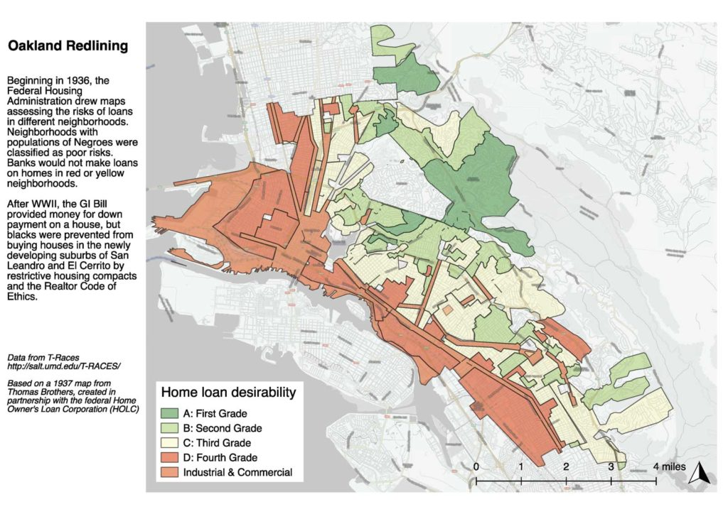 Oakland neighborhoods