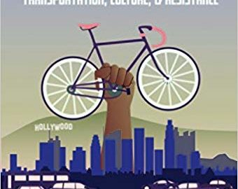 Book cover: Bicycle/Race. Transportation, Culture, & Resistance